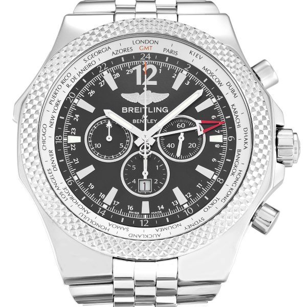 Kopie Breitling Bentley GMT A47362